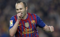FC Barcelona, Liga espaola, Ftbol espaol, Andrs Iniesta, Seleccin espaola