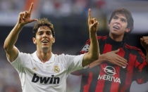 Kak, AC Milan, Ftbol italiano, Real Madrid