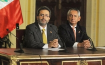 Ollanta Humala, Juan Jimnez Mayor