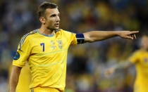 Ucrania, Andriy Shevchenko, Dnamo de Kiev, Eurocopa 2012