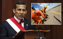 Ollanta Humala, Economa peruana, SNIP, Fiestas Patrias 2012, Mensaje presidencial 2012
