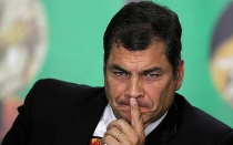 Ecuador, Rafael Correa, Reino Unido, Suecia, Wikileaks,  Julian AssangeAssange 