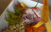Lima, Cebicheras, Cebiche, Capital gastronmica de Amrica