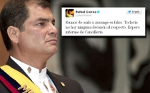 Ecuador, Rafael Correa, Wikileaks