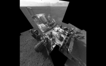 NASA, Marte, Curiosity,  Monte Sharp
