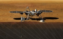 NASA, Marte, Curiosity,  InSight