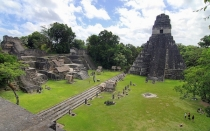 Guatemala, Mayas,  Tikal