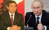 Ollanta Humala, Vladimir Putin, Luis Miguel Castilla, APEC, Rusia, Ministerio de Economa y Finanzas