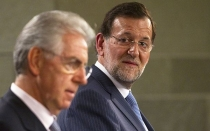 Mariano Rajoy, Mario Monti