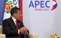 Ollanta Humala, Conflictos sociales, Economa peruana, APEC, Rusia, Proyecto Conga, Sendero Luminoso, Vraem