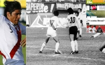 Luis Reyna, Sergio Markarin, Diego Armando Maradona, Seleccin argentina, Eliminatorias Brasil 2014, Seleccin peruana
