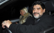 Diego Armando Maradona, Vernica Ojeda, Argentina