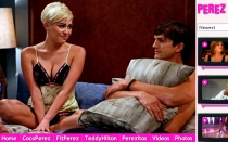 Ashton Kutcher, Miley Cyrus