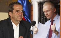 Ricardo Patio, Julian Assange