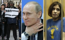 Mosc, Vladimir Putin, Rusia, Pussy Riot