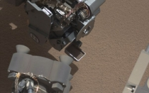 NASA, Marte, Curiosity, Crter Gale