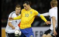 Seleccin alemana, Zlatan Ibrahimovic, Eliminatorias Brasil 2014,  Seleccin sueca