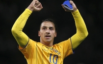 Zlatan Ibrahimovic, Seleccin alemana, Eliminatorias Brasil 2014, Seleccin sueca