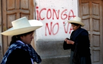 Cajamarca, Conga
