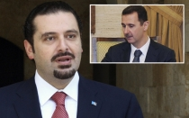 Bashar al Assad, Saad Hariri