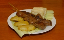 , Anticuchos