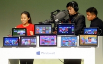 Microsoft, China, Windows 8, Nueva York, Surface