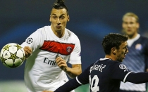 PSG, Zlatan Ibrahimovic, Porto, Champions League, Dinamo Zagreb, Dynamo de Kiev, Liga de Campeones, Pars Saint Germain