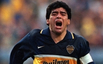 Ftbol argentino, Diego Armando Maradona, River Plate, Boca Juniors