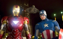 Los Vengadores, The Avengers, Iron Man 3