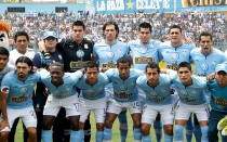 Jos del Solar, Amilton Prado, Cienciano, Liguilla A, Sporting Cristal, Descentralizado 2012, Copa Movistar 2012