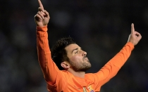 FC Barcelona, Copa del Rey, David Villa, , Cesc Fbregas, Valencia CF
