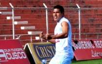 Andy Pando, Liguilla B, Juan Aurich, Real Garcilaso, Descentralizado 2012, Copa Movistar 2012