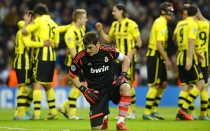 Iker Casillas, Borussia Dortmund, Champions League, Real Madrid, Liga de Campeones