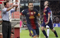 FC Barcelona, Cristiano Ronaldo, Lionel Messi, Andrs Iniesta, Lothar Matthaus, Baln de Oro, Real Madrid