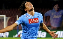 Napoli, Serie A, Ftbol italiano, Diego Armando Maradona, Edinson Cavani, Calcio, Calcio italiano