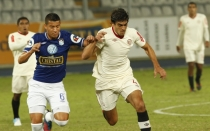 Universitario de Deportes, Sporting Cristal, Descentralizado 2012, Copa Movistar 2012