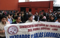 , Ministerio de Economa y Finanzas, Poder Judicial