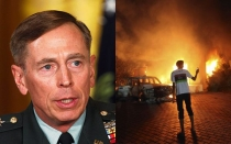 David Petraeus, Chris Stevens