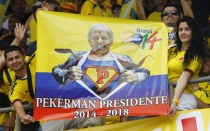 Copa del Mundo, Jos Pekerman, Seleccin colombiana, Eliminatorias Brasil 2014, Brasil 2014
