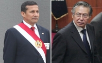 Alberto Fujimori, Ollanta Humala