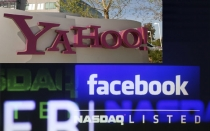 Yahoo, Facebook