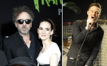 Tim Burton, Winona Ryder, The Killers