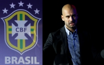 , Pep Guardiola, Copa del Mundo, Mundial Brasil 2014, CBF, Seleccin brasilea, Brasil 2014, Confederacion Brasilea de Ftbol