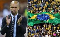 FC Barcelona, Josep Guardiola, Ftbol espaol, Pep Guardiola, Copa del Mundo, Mundial Brasil 2014, CBF, Seleccin brasilea