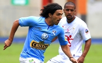 Roberto Mosquera, Freddy Garca, Play off, Sporting Cristal, Real Garcilaso, Descentralizado 2012, Copa Movistar 2012
