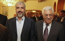 Mahmud Abbas, Khaled Meshaal