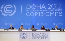 Doha, Qatar, ONU, Cumbre de Cambio Climtico