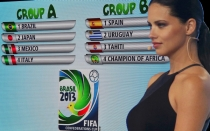 FIFA, Adriana Lima, Seleccin brasilea, Copa Confederaciones 2013, Brasil 2014, Seleccin espaola