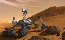 NASA, Marte, , Curiosity