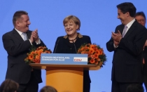 , Angela Merkel, Alemania, Unin Cristianodemcrata